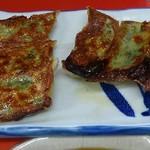 中華居酒屋 上海ママ料理 - 餃子