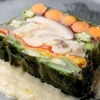 【テイクアウトOK】季節の前菜