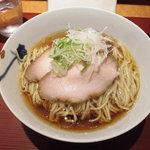 麺 みつヰ - 醤油
