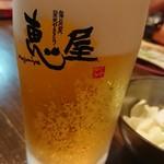 恵屋 - ドリンク写真:ビール♪