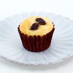 プティビズ - 【ラムレーズン】ラム酒に漬けたレーズンが入ったカップケーキ。