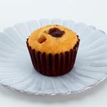 プティビズ - 【ミックスフルーツ】ドライミックスフルーツが入ったカップケーキ。