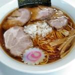 張順 - チャーシュー麺(大盛)¥950