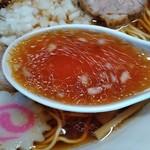 張順 - スープ