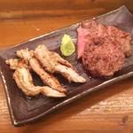 91466705 - おいしいお肉 セセリとミスジ
