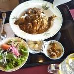 平塚富士見カントリークラブ レストラン - 料理写真: