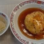 餃子の王将 - 天津飯(税込み475円)