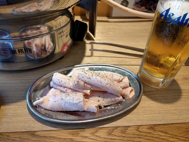 大衆ホルモン肉力屋 大井町西口店の料理の写真