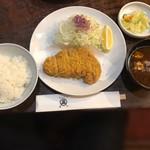 91468707 - ロースカツ定食(1,850円)