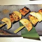 福三三 - うなぎ蒲焼(1本420円)