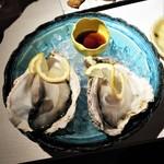 福三三 - 岩牡蠣。