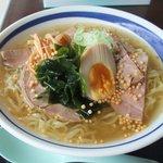 中華そば こやい - 料理写真:はっこい塩中華