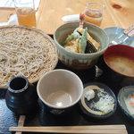 なごみ - ざる蕎麦とソースカツ丼