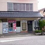 銚子屋 - お店外観