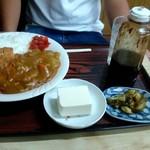 銚子屋 - カツカレー