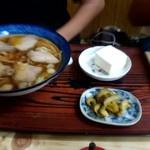 銚子屋 - チャーシュー麺