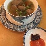 ホイアン - #100 牛肉団子スープ