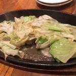 Japanese x Italian BARU HAMAKIN - アンチョビキャベツ(518円 税込) 少し塩っ辛い(T-T)