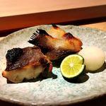 XEX ATAGO GREEN HILLS / tempura & sushi An - 銀鱈の焼き魚