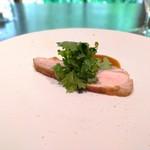 イチリン ハナレ - 南の島豚のロースト 火鍋のソース