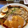 正月屋 - 料理写真:コク辛そば850円+煮卵100円
