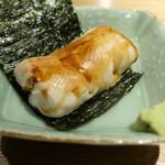 Yakitoriimai - 胸肉の磯辺焼き