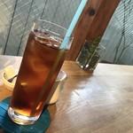 ソラ カフェ - アイスティー