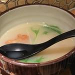 91477877 - このおでんスープが美味しい