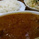 アジアご飯とお酒のお店 Shapla 神田店 - 香りがすんごい。