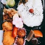 忠屋 - 料理写真:忠屋弁当  500円