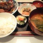 丸丈 - 煮魚定食