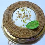 ふくぎや - 料理写真:クリームバウム フクギ