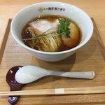 91481375 - 醤油らぁ麺(ˊᗜˋ*)