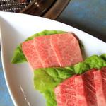 肉料理おがた - 上霜降