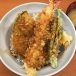 天丼てんや 浅草雷門店 -