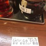 元祖博多 中洲屋台ラーメン 一竜 - 替え玉ヤワで…