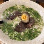 極 蘭州拉麺 - 蘭州牛肉拉麺780円