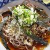 祇園 - 料理写真:冷やしたぬき蕎麦