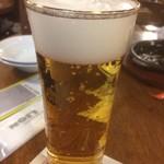 ビヤホールライオン - 海老原さんビール