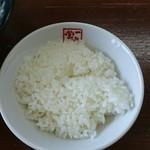 91497323 - 無料の白飯