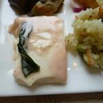 アンテナショップ ピエトロドレッシング - 海藻たっぷりのタラマヨ豆腐