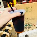 モルティブ - アイスコーヒーM 324円