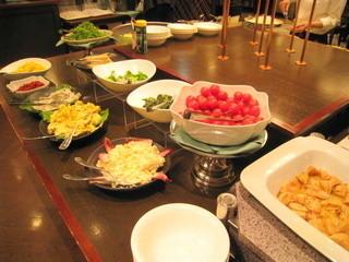レストラン ひしや - サラダバー
