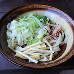 家庭Dining NAGOMI - かけうどん(冷)