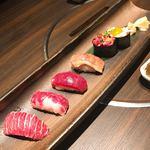 馬桜 - 馬肉寿司