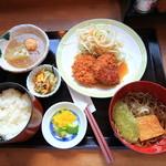 しもむら - 料理写真:日替わりランチ 670円