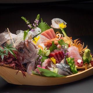 【きっときとなお魚!】目利きが選ぶ厳選食材