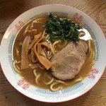 つけ麺目黒屋 - お土産の豚骨醤油ラーメン