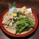 米助 - 季節のうまい物前菜