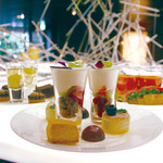 ANAクラウンプラザホテル大阪 ロビーラウンジ - Afternoon tea